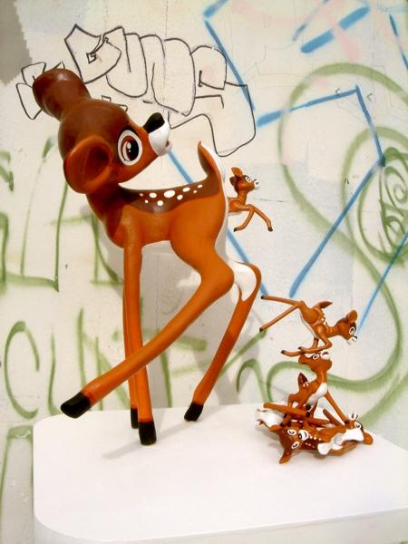 Ben Frost, Self Regenerating Bambi, 2005