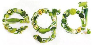 Eat Green Desgin logo